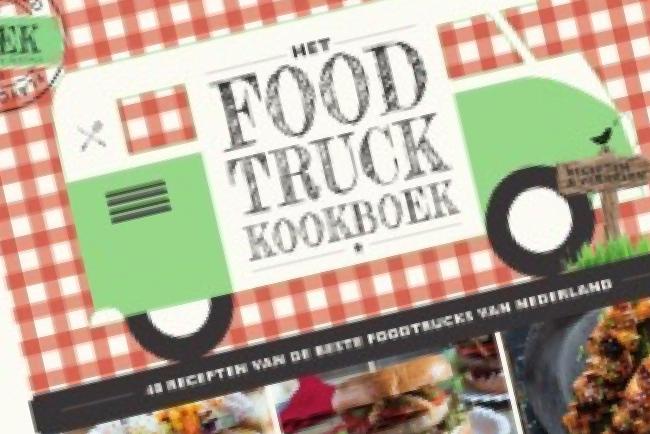 FoodtruckFestival TREK, tevens TREK Kookboek